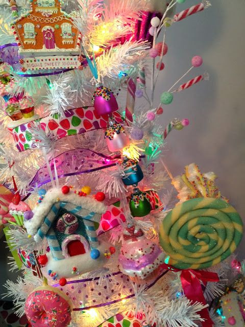 Candy Christmas Decorations Hobby Lobby  30 best images about Candy Christmas Tree Ideas on