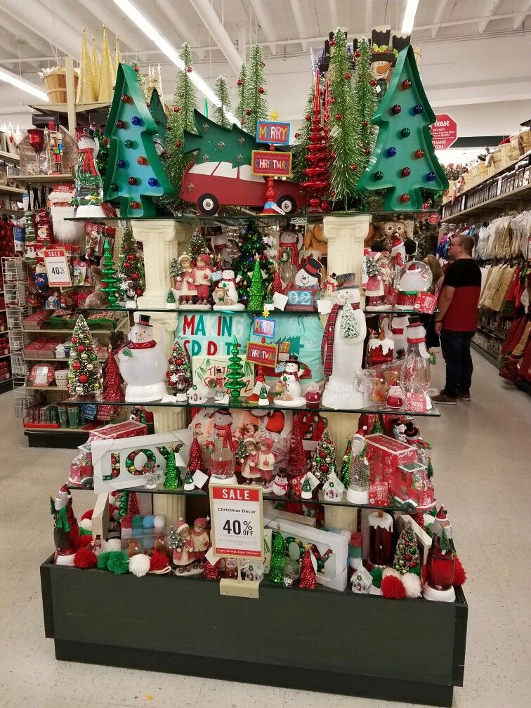 Candy Christmas Decorations Hobby Lobby  Pin by Heidi Contreras on Hobby Lobby display ideas