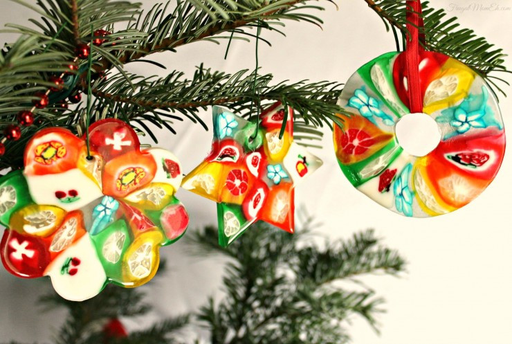 Candy Christmas Ornaments To Make  Christmas Candy Ornaments Frugal Mom Eh