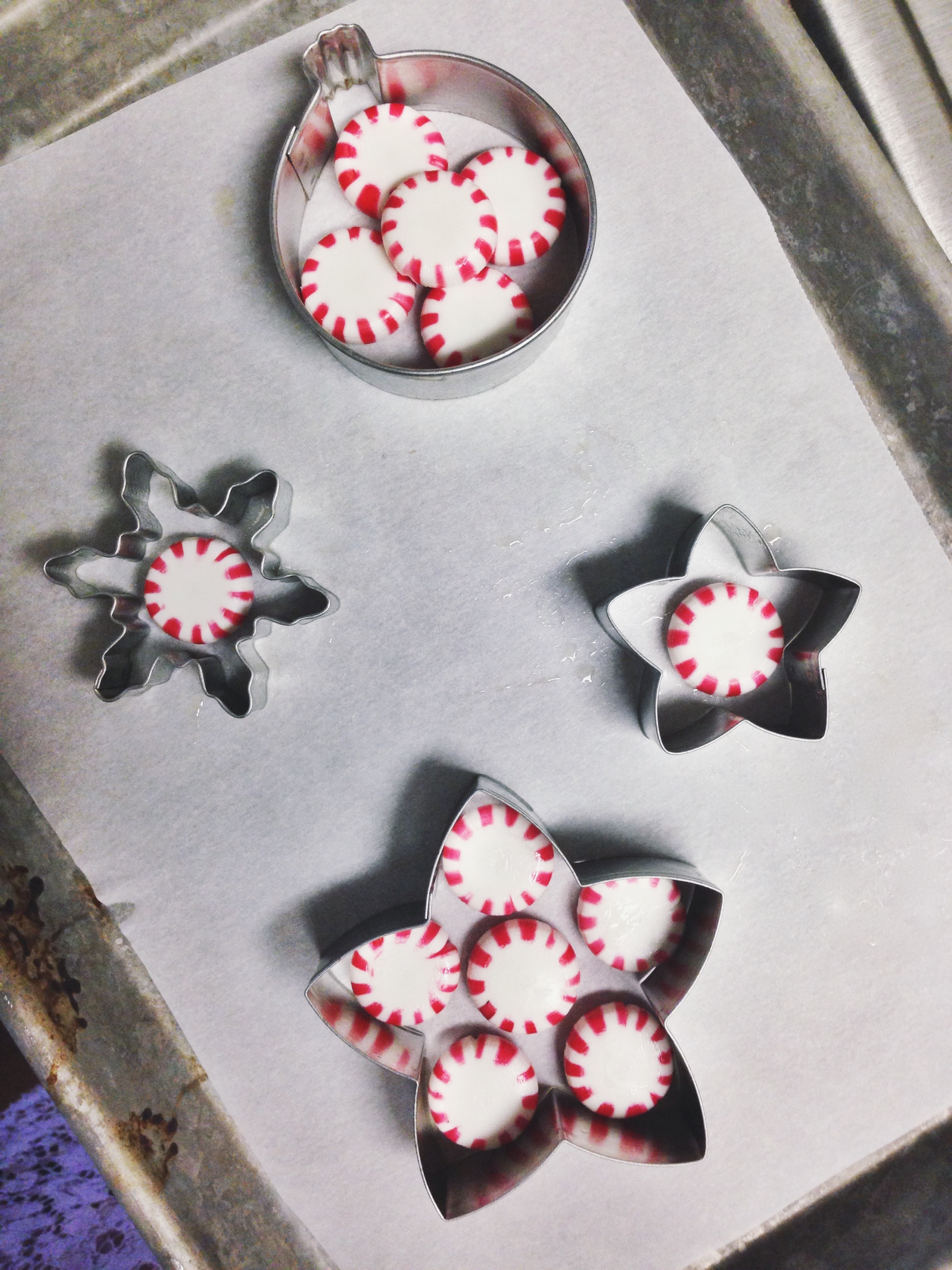 Candy Christmas Ornaments To Make  Peppermint Candy Christmas Ornaments