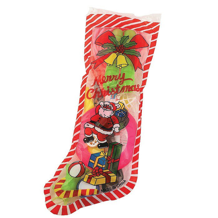 Candy Filled Christmas Stockings Wholesale  Christmas Party Supplies Toy Filled Stockings Party Favors