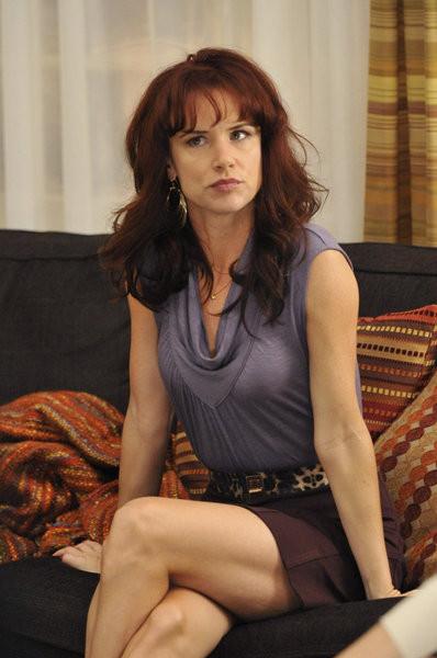 Candy Hemphill Christmas Divorce  Juliette Lewis Cast In Wayward Pines
