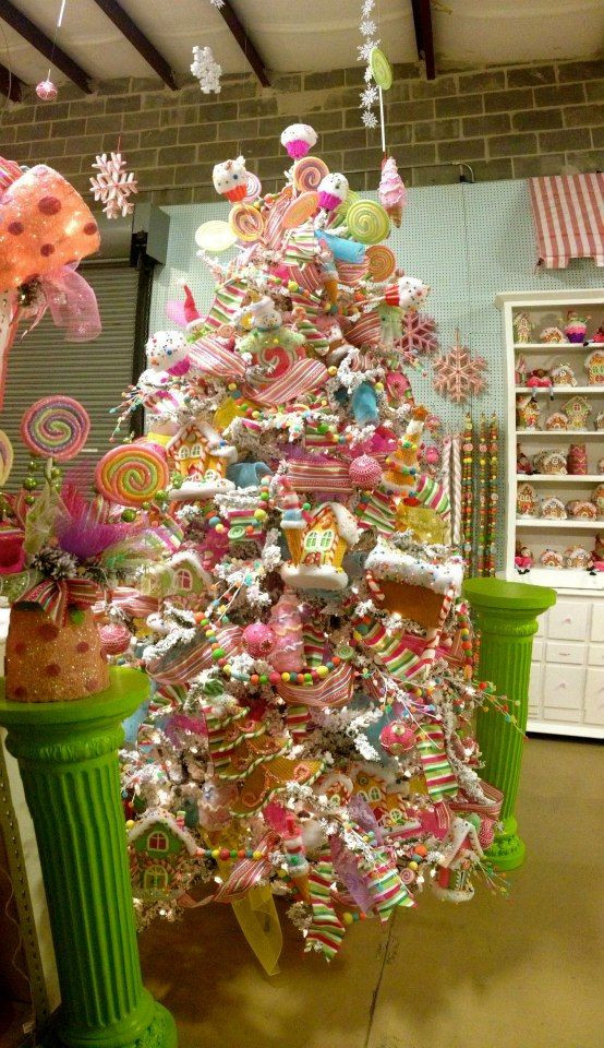 Candy Land Christmas  17 Best ideas about Candy Land Christmas on Pinterest