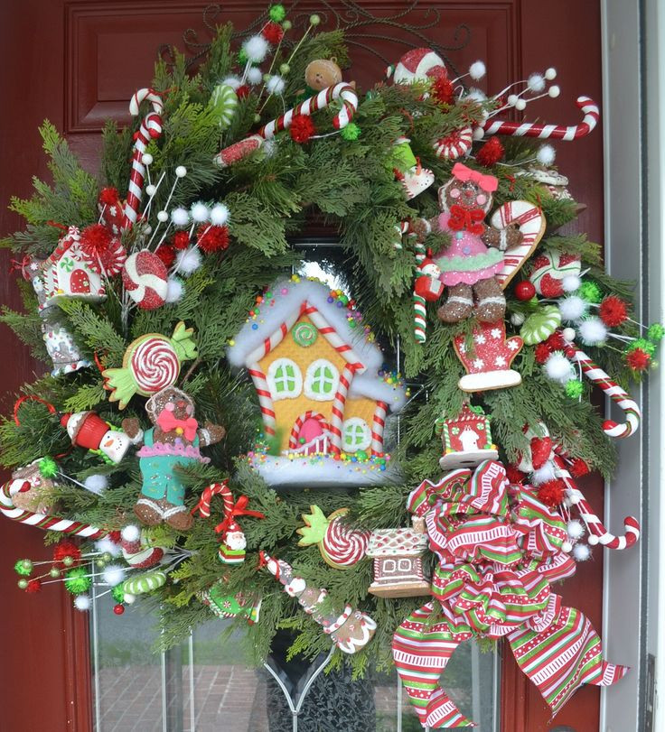 Candy Themed Christmas Decorations  1000 images about Candy themed Christmas decorations on