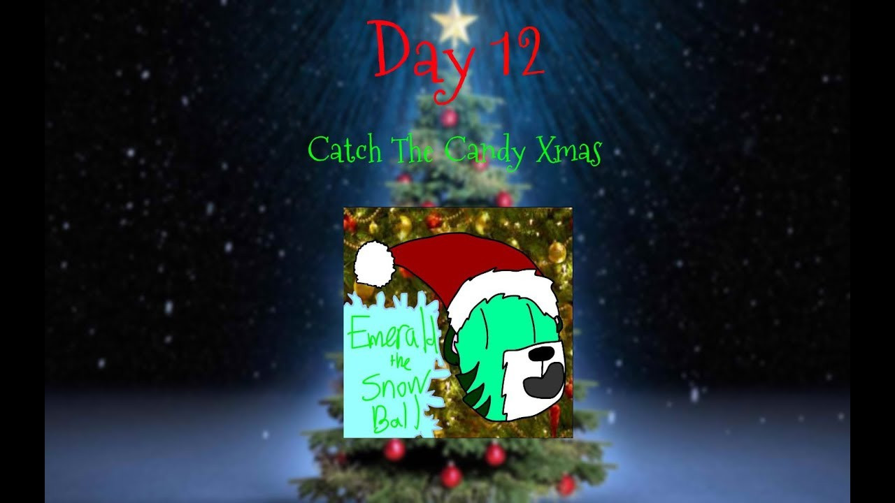 Catch The Candy Christmas  [25 Games Til Christmas Day 12] Catch The Candy Xmas