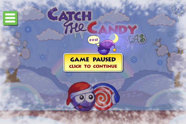 Catch The Candy Christmas  Play Catch the Candy Xmas games line candy games free