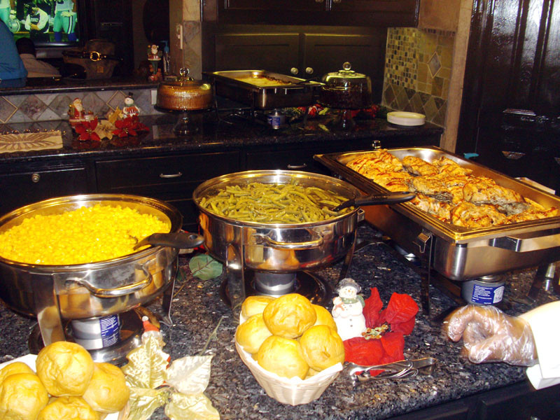 Catered Christmas Dinners  Christmas Dinner › galleries › The Covenant Catering