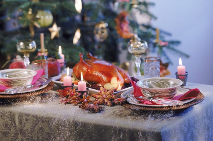 Catered Christmas Dinners  Can You Match the Country to the Christmas Dinner