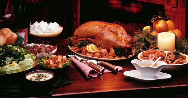 Catered Christmas Dinners  Caterers in Lancashire and Manchester