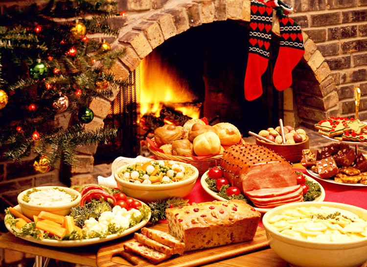 Catered Christmas Dinners  Home Delilicious Delilicious