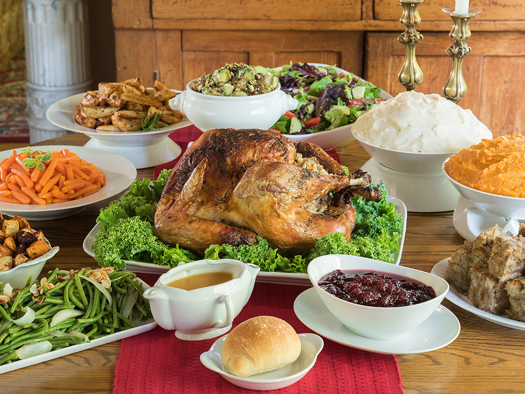 Catered Christmas Dinners  Toronto Holiday Food Service Event Catering Festive Themes