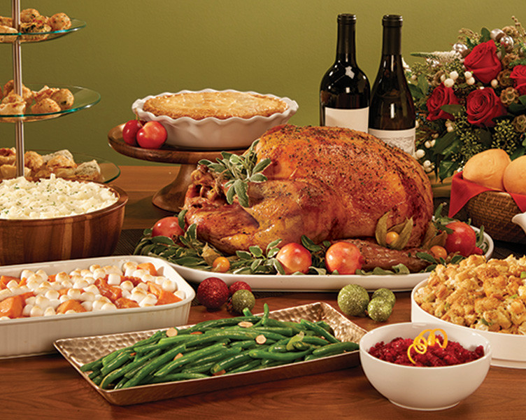 Catered Christmas Dinners  Catering