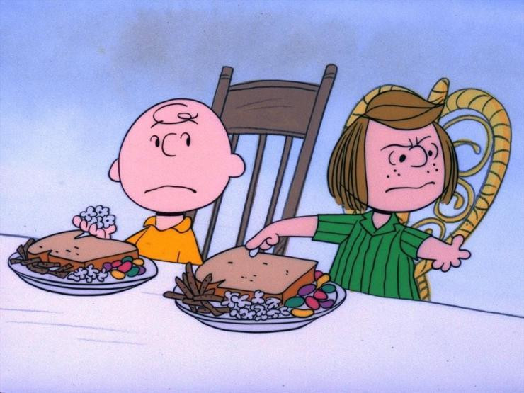 Charlie Brown Thanksgiving Dinner  'A Charlie Brown Thanksgiving' 2015 Air Date And Time