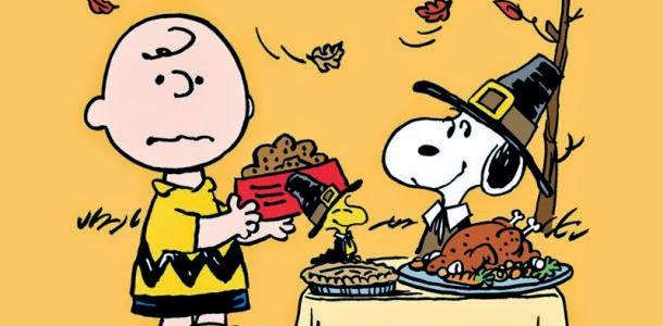Charlie Brown Thanksgiving Dinner  Associazione Italo Americana del Friuli Venezia Giulia