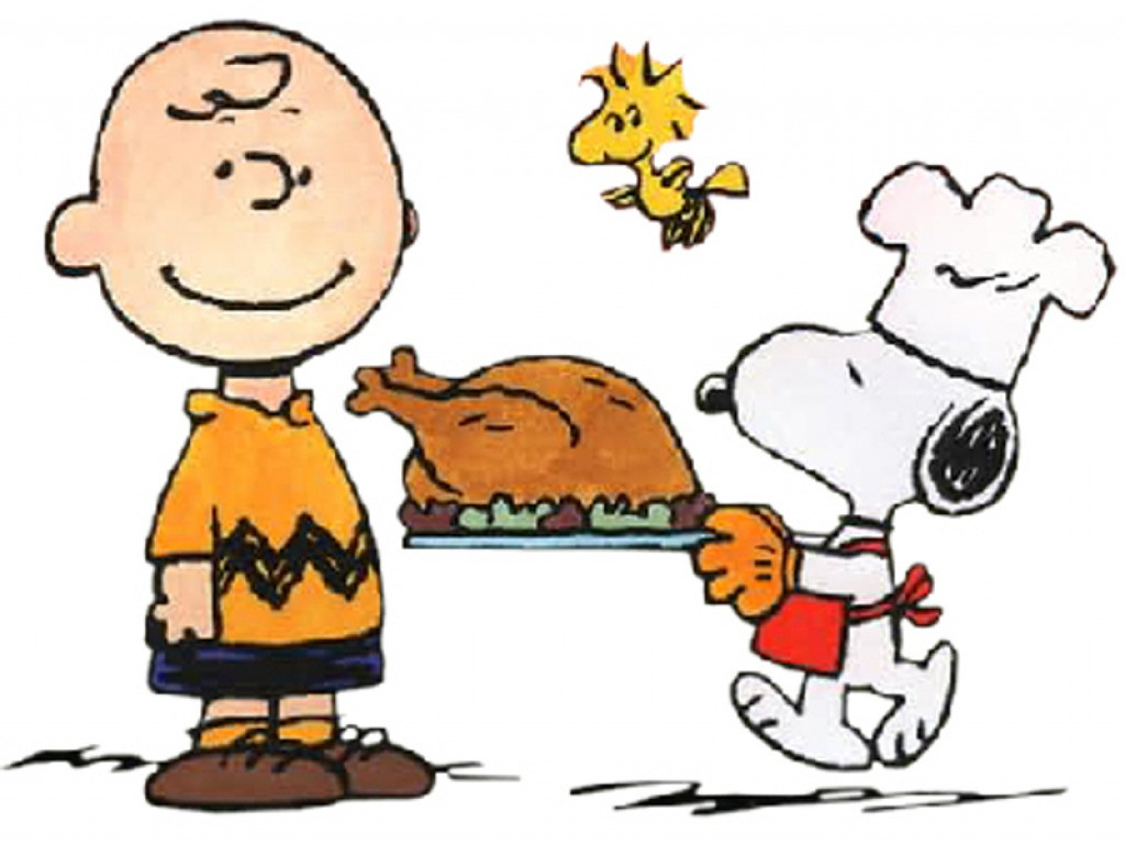 Charlie Brown Thanksgiving Dinner  History Today