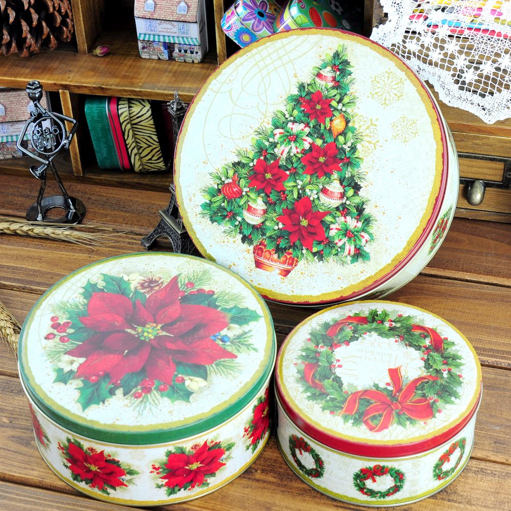 Cheap Christmas Cookies  line Buy Wholesale christmas cookie tins from China