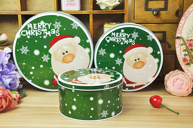 Cheap Christmas Cookies  105 best Christmas Tin Containers images on Pinterest