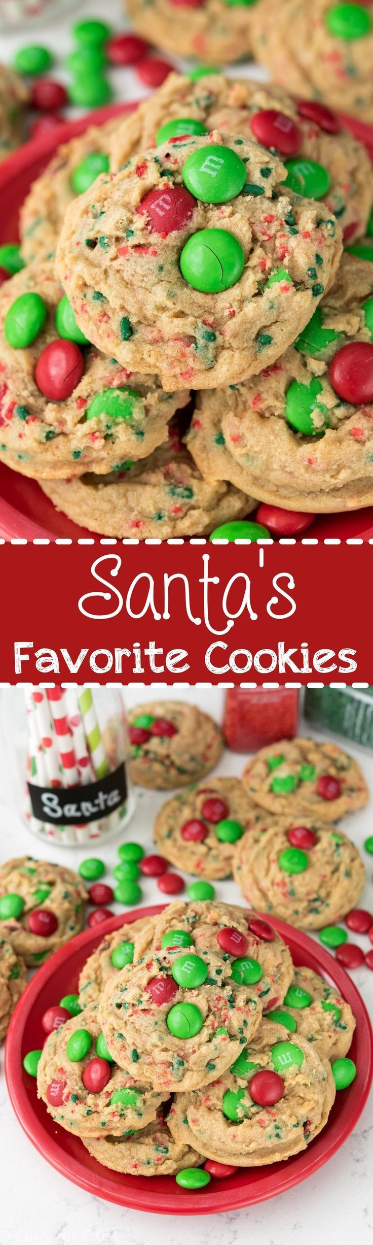 Cheap Christmas Cookies  Santas Favorite Cookies they must be because they re so