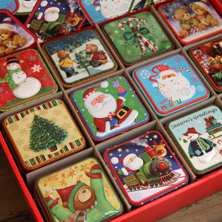 Cheap Christmas Cookies  line Get Cheap Christmas Cookie Tins Aliexpress