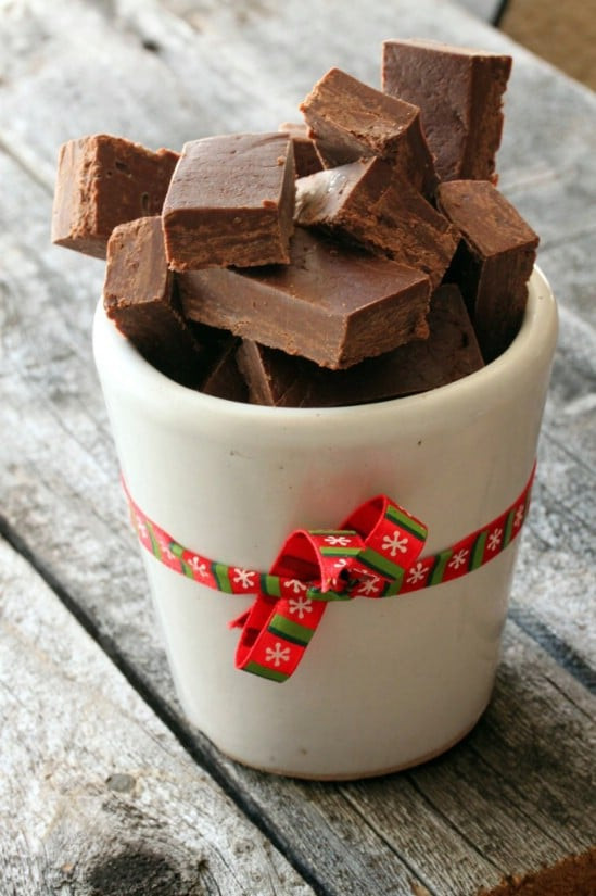 Chocolate Christmas Candy Recipes  25 Yummy Homemade Christmas Candy Recipes DIY & Crafts