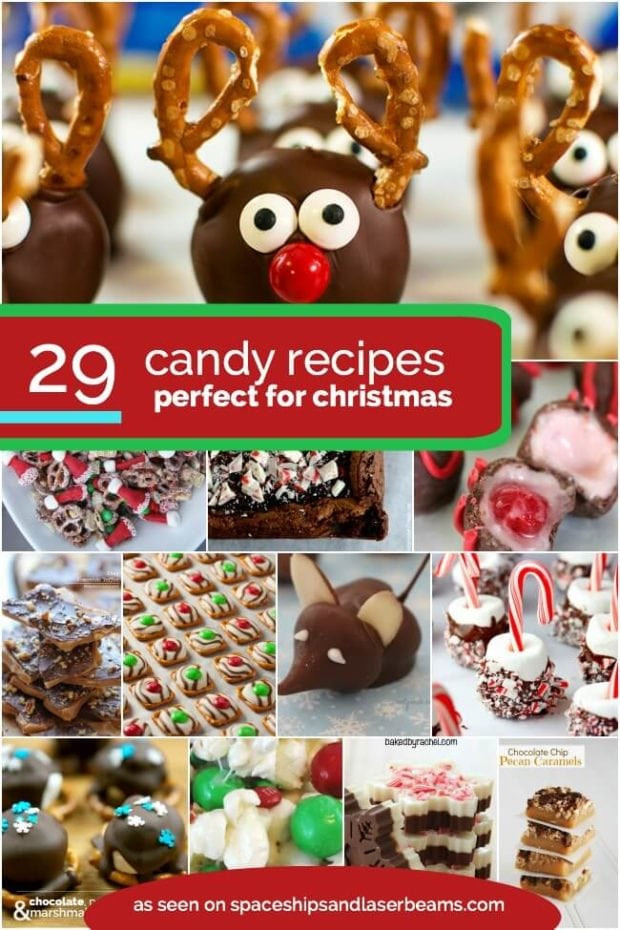 Chocolate Christmas Candy Recipes  29 Easy Christmas Cookie Recipe Ideas & Easy Decorations