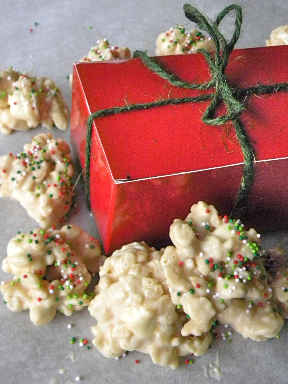 Chocolate Christmas Candy Recipes  White Chocolate Christmas Candy