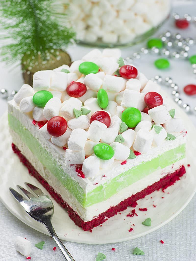 Chocolate Desserts For Christmas  Christmas Lasagna