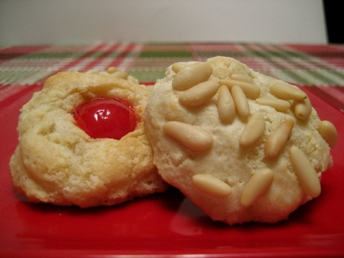 Christmas Almond Cookies  35 best images about Marzipan & Almond Paste on Pinterest