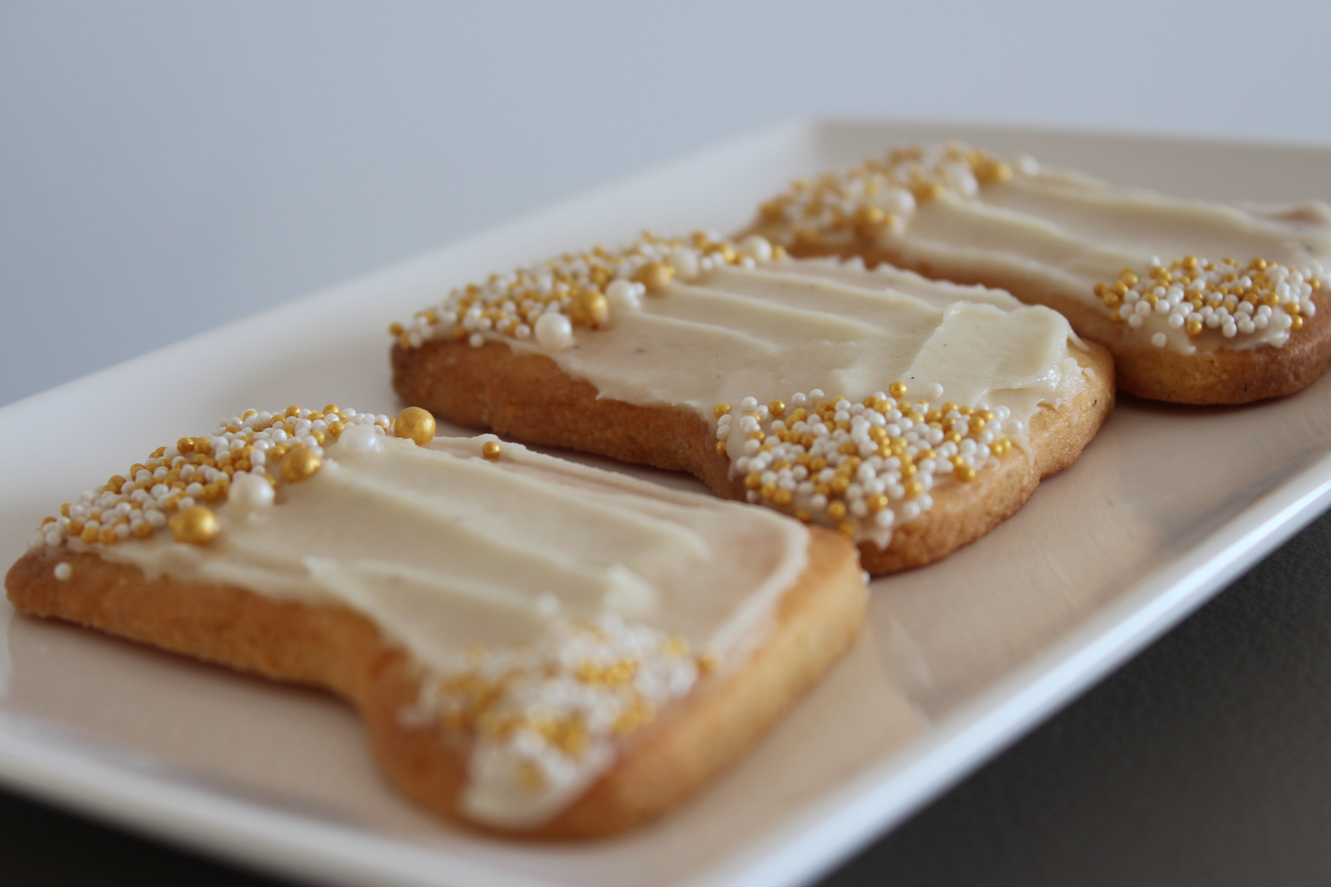 Christmas Almond Cookies  Christmas Almond Sugar Cookies