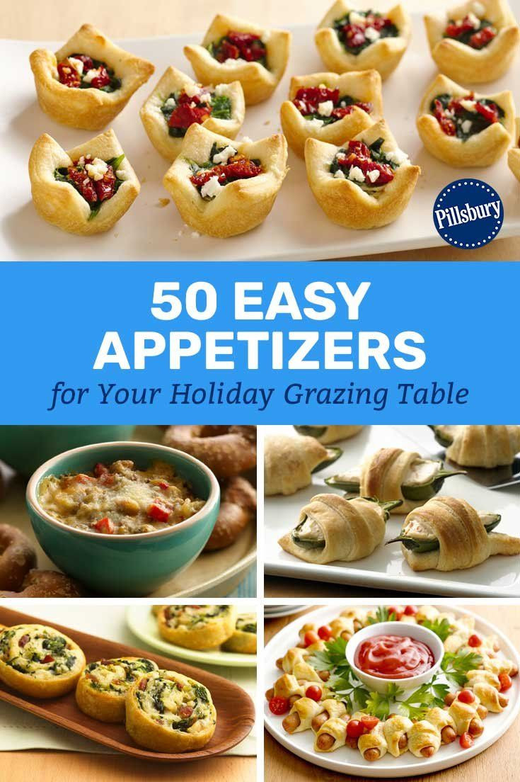 Christmas Appetizers 2019  The 50 Easiest Christmas Appetizers in 2019