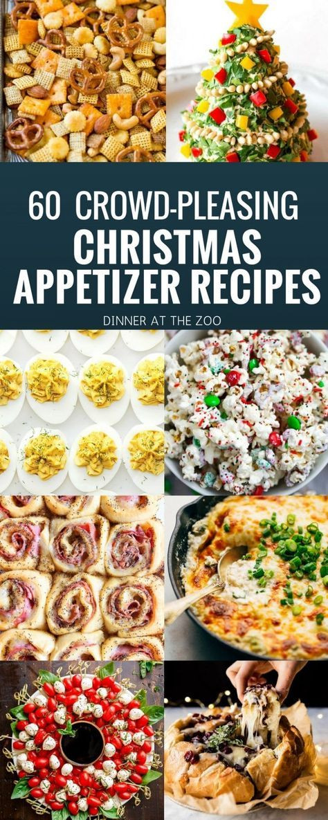 Christmas Appetizers 2019  Christmas Appetizer Recipes Hot Appetizers