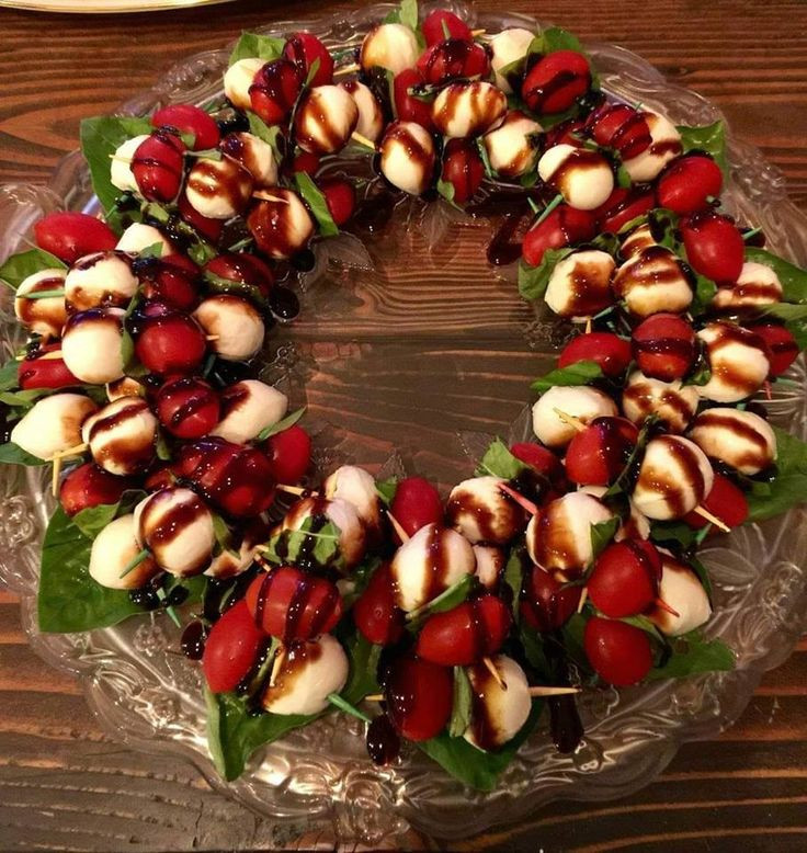 Christmas Appetizers 2019  Image may contain plant and food
