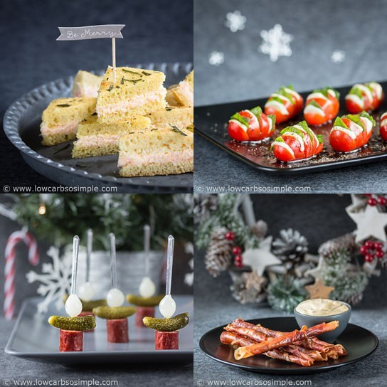 Christmas Appetizers Easy  Easy Christmas Appetizers
