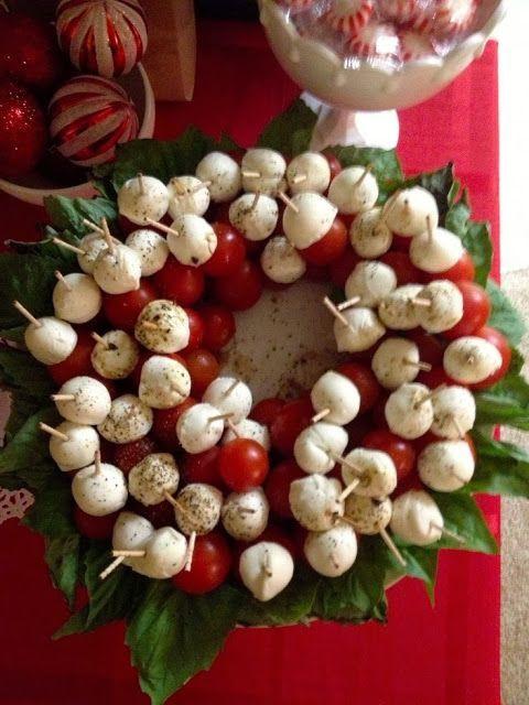Christmas Appetizers On Pinterest  Christmas Appetizer Christmas