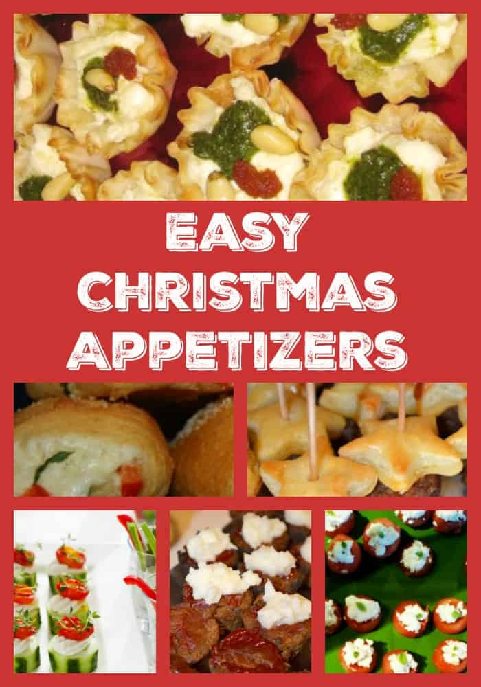 Christmas Appetizers On Pinterest  Easy Christmas Appetizers for Everyone Recipes & Me