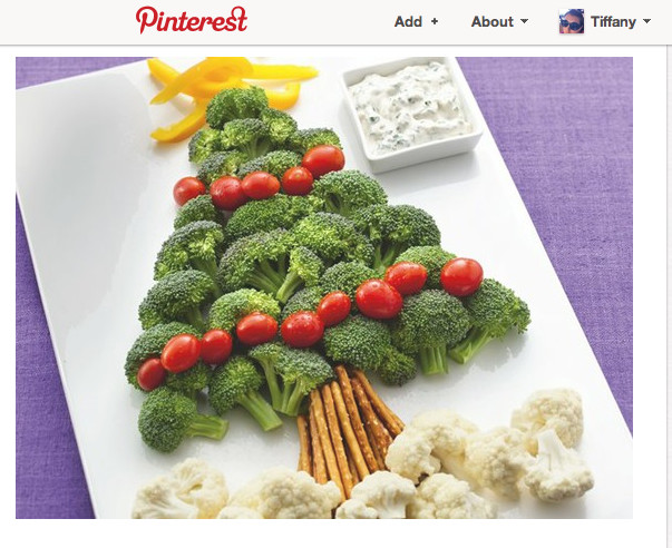 """Christmas Appetizers On Pinterest  """"Pinned There Done That"""" by 2 Pinterest Junkies"""