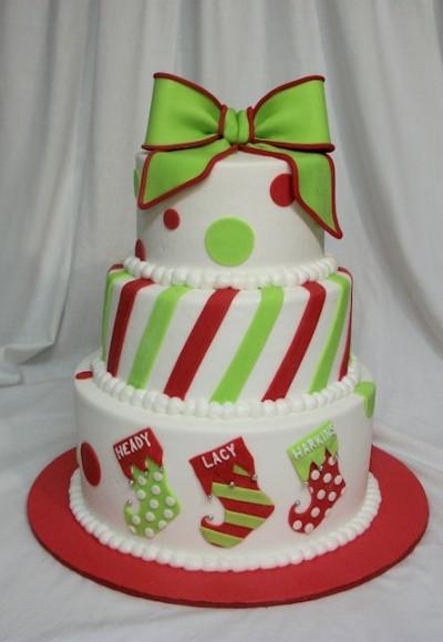 Christmas Baby Shower Cakes  christmas baby shower Christmas Cake Ideas