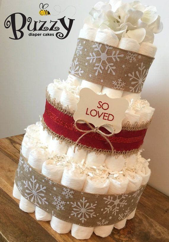 Christmas Baby Shower Cakes  1000 ideas about Christmas Baby Shower on Pinterest