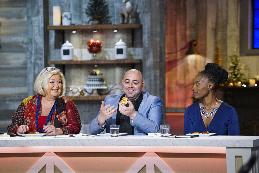 Christmas Baking Championship  Get Your Food Fix with Our Delicious Holiday Marathons