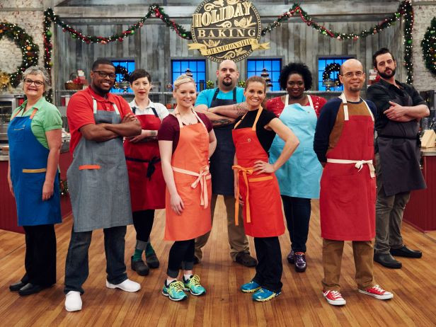 Christmas Baking Championship  Food Network Gossip Food Network s December 2016