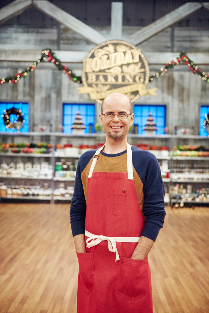 Christmas Baking Championship  Laurel native to pete on Food Network Holiday Baking