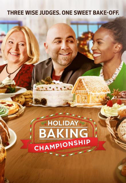 Christmas Baking Championship  Watch Holiday Baking Championship Episodes line