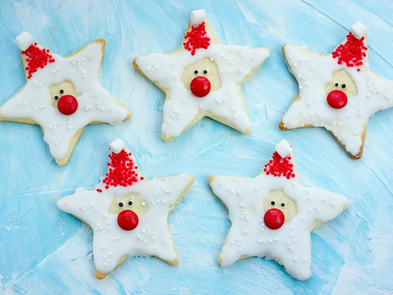 Christmas Baking For Kids  Christmas baking with kids Saga