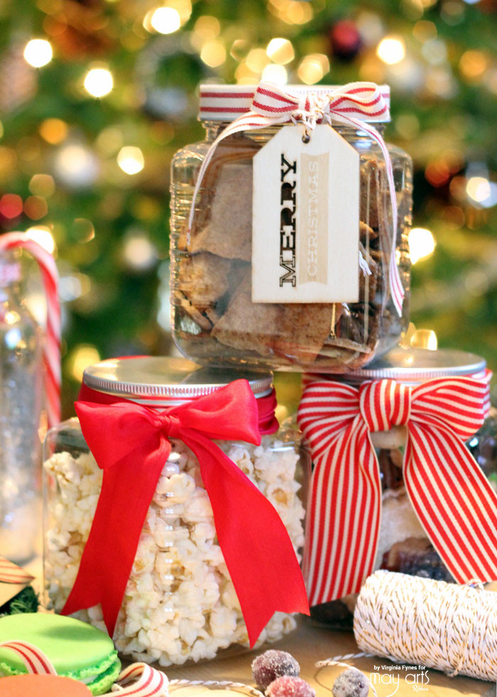 Christmas Baking Gifts  Wrapping Up your Christmas Baking Gifts FYNES DESIGNS