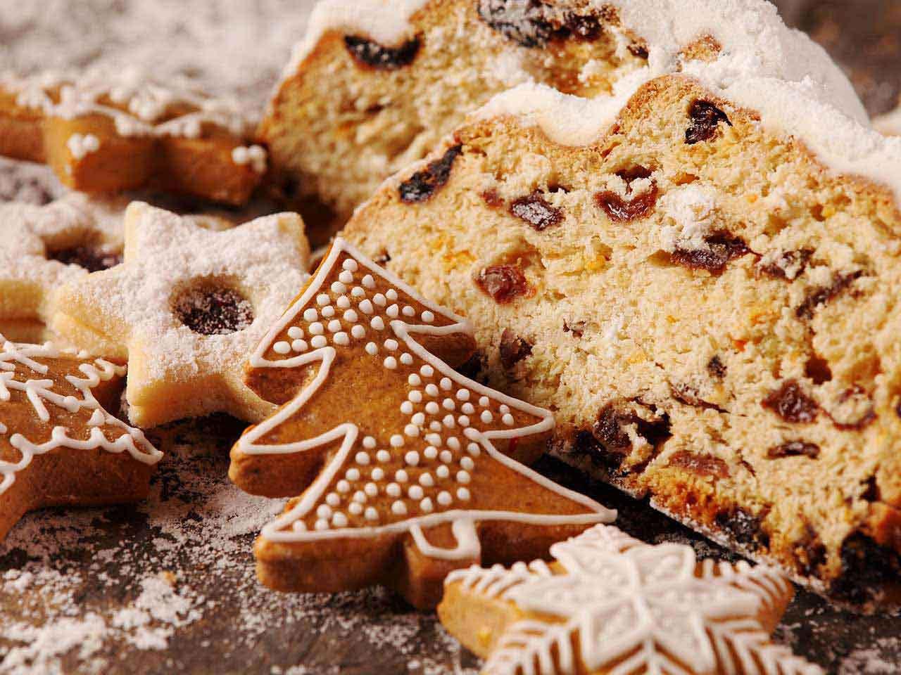 Christmas Baking Goods Recipes  Christmas baking ideas Saga