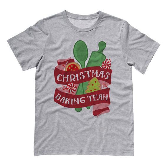 Christmas Baking Shirts  Christmas Baking Team Shirt Ugliest Christmas Shirt Best