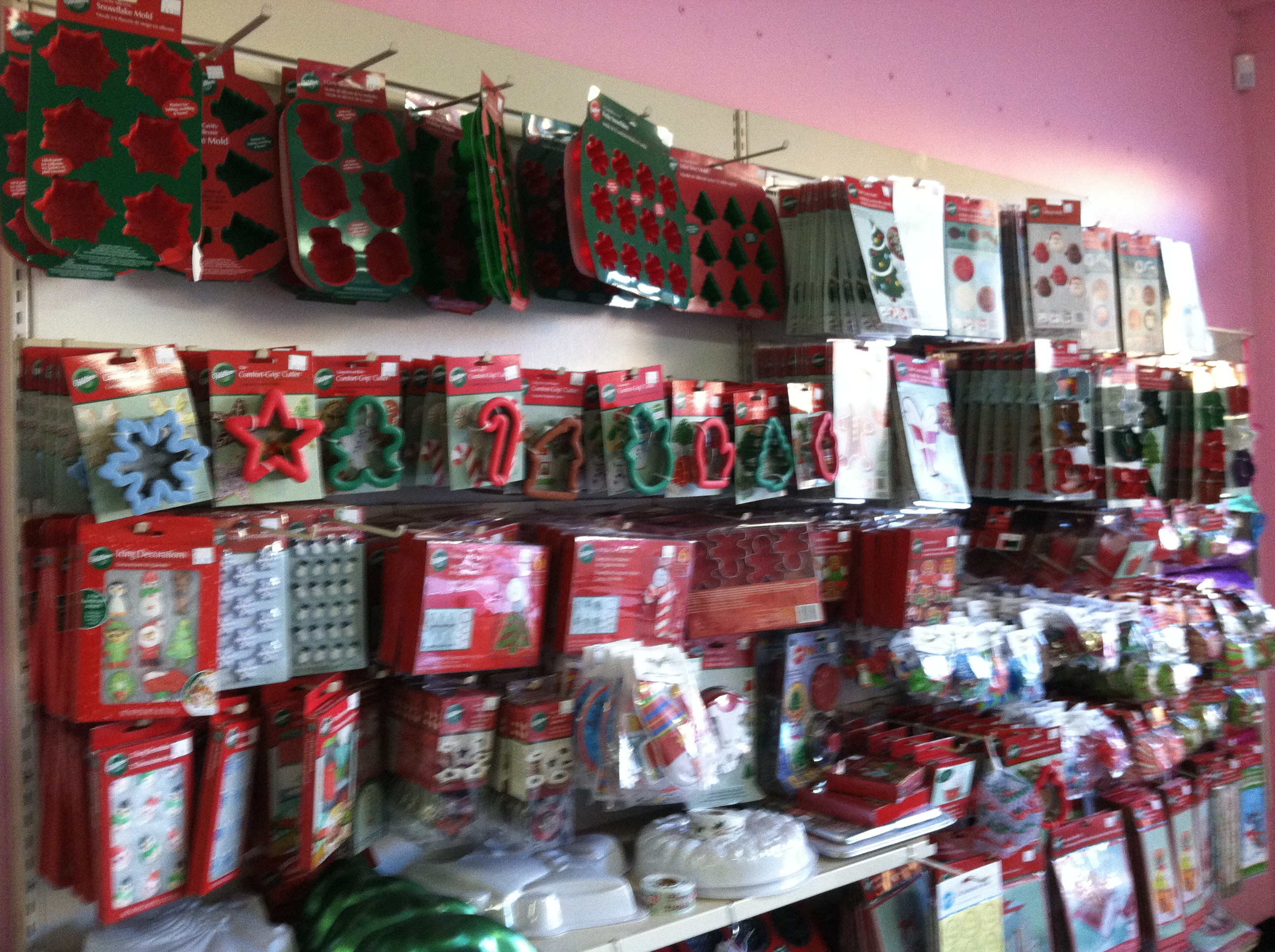 Christmas Baking Supplies  Standlee s Cake Candy and Cookie Supplies