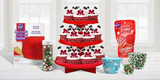 Christmas Baking Supplies  Christmas Cupcake & Cake Baking Supplies Party City