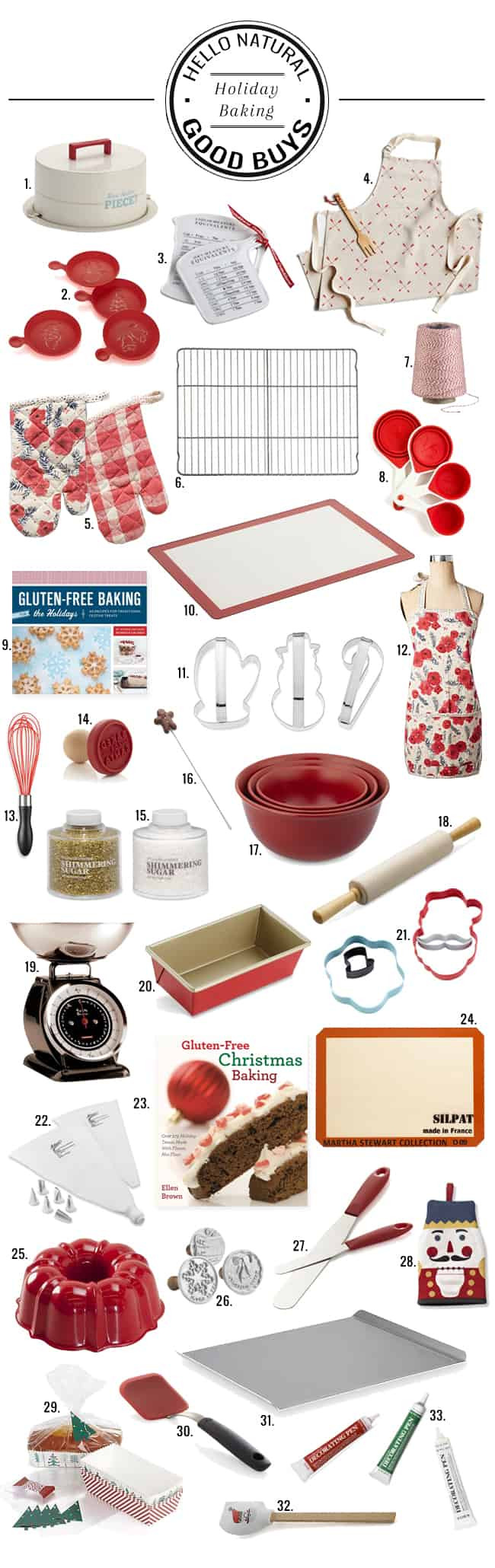 Christmas Baking Supplies  YOU MIGHT ALSO LIKE