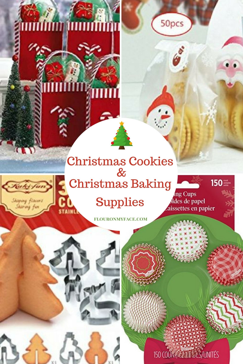 Christmas Baking Supplies  Best Christmas Recipes from Flour My Face